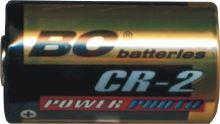Baterie lithiová válcová Photo 3V CR2