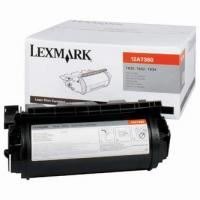 Renovace toneru Lexmark T630, T632, T634, X630, X632e, 12A7360