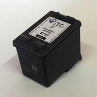 Renovace cartridge HP C8727A černá, No.27 , 18ml