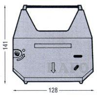 Páska 154C Brother EM 100, 200, Armor